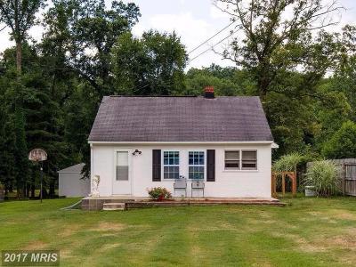 Fredericksburg Single Family Home For Sale: 75 Kelley Road