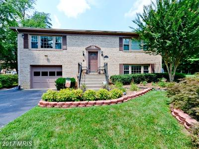 Stafford Single Family Home For Sale: 3 Serene Court