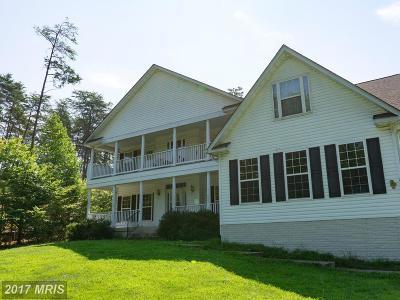 Fredericksburg Single Family Home For Sale: 22 Johnson Mill Ridge