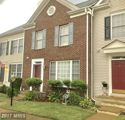 Stafford Townhouse For Sale: 103 Shannon Court