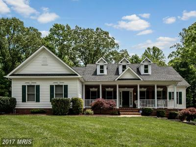 Fredericksburg Single Family Home For Sale: 115 River Acres Lane