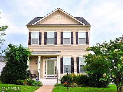 Stafford Single Family Home For Sale: 53 Short Branch Road