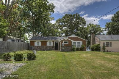 Stafford Single Family Home For Sale: 105 Woodrow Drive