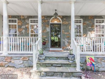Fredericksburg Single Family Home For Sale: 454 Kellogg Mill Road