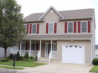 Stafford Single Family Home For Sale: 133 Olympic Drive