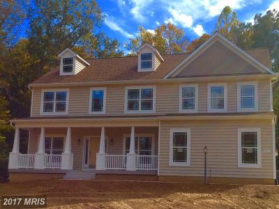 Stafford Single Family Home For Sale: 231 Mount Hope Church Road
