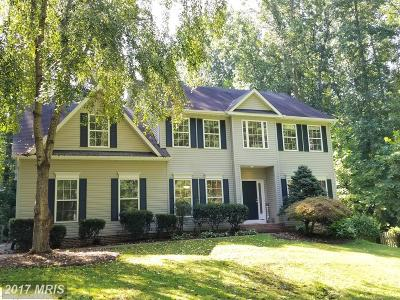 Stafford VA Single Family Home For Sale: $449,900