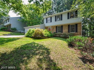 Stafford Single Family Home For Sale: 216 Fallsway Lane