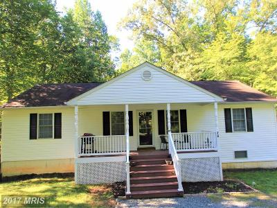 Stafford Single Family Home For Sale: 16 Glade Drive