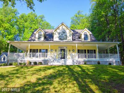 Stafford Single Family Home For Sale: 2739 Brooke Road