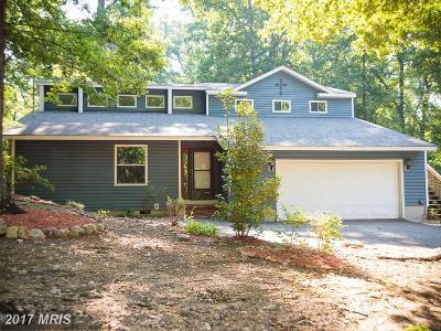 Fredericksburg Single Family Home For Sale: 5 Ridgeview Circle