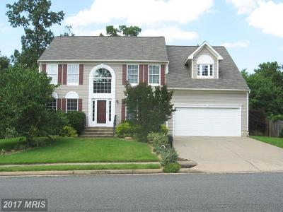 Stafford Single Family Home For Sale: 122 Brush Everard Court