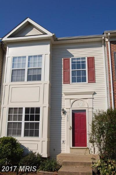 Stafford Rental For Rent: 208 Sterling Court