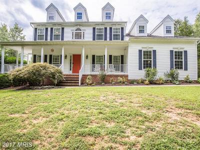 Fredericksburg Single Family Home For Sale: 156 Revell Road