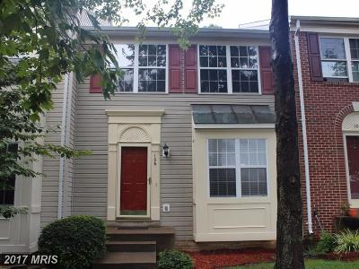 Stafford Rental For Rent: 106 Healy Court