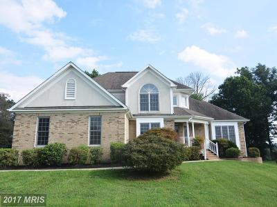 Fredericksburg Single Family Home For Sale: 212 Old Landing Court