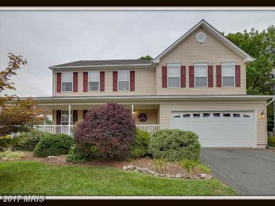Stafford Single Family Home For Sale: 21 Brush Everard Court