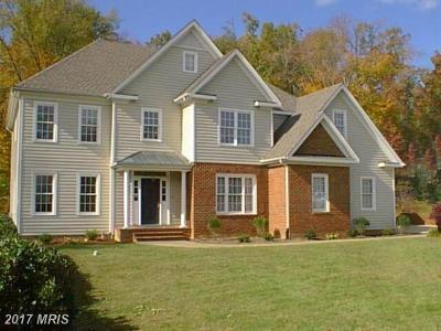 Fredericksburg Rental For Rent: 809 Winterberry Drive