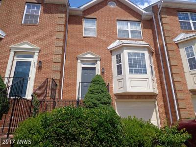 Stafford Townhouse For Sale: 307 Stafford Glen Court