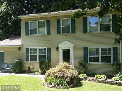 Fredericksburg Single Family Home For Sale: 11 Cherry Laurel Drive