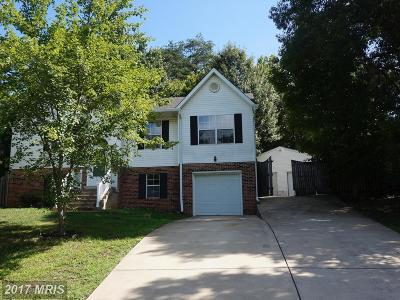 Stafford Single Family Home For Sale: 244 Vine Place