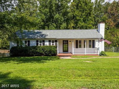 Stafford Single Family Home For Sale: 121 Clore Drive