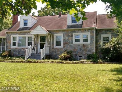Fredericksburg Single Family Home For Sale: 467 Ferry Road