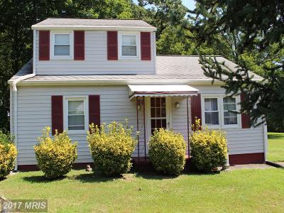 Fredericksburg Single Family Home For Sale: 303 Phillips Street