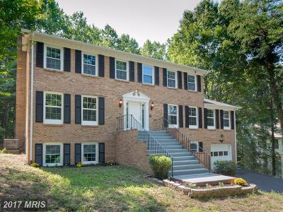 Stafford Single Family Home For Sale: 2009 Buoy Drive