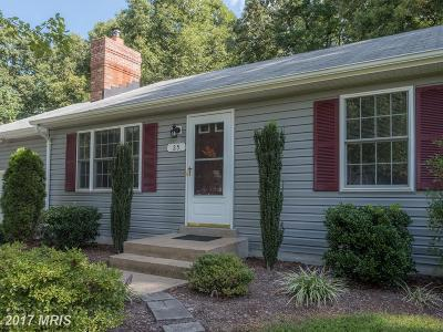 Stafford Single Family Home For Sale: 25 Tarleton Way