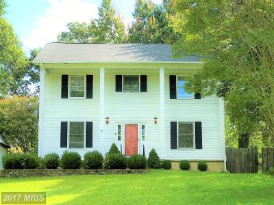 Stafford Single Family Home For Sale: 120 Shenandoah Lane