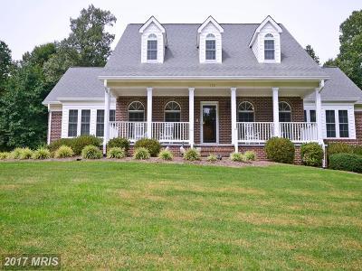 Fredericksburg Single Family Home For Sale: 112 Peacock Station Drive