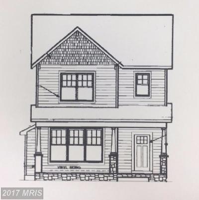 Fredericksburg Single Family Home For Sale: Leeland Road