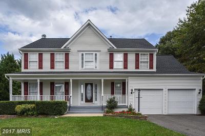 Fredericksburg VA Single Family Home For Sale: $345,000