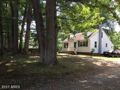 Stafford Single Family Home For Sale: 125 Onville Road