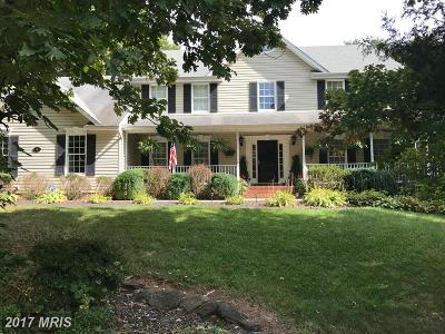 Fredericksburg Single Family Home For Sale: 4 Trotter Lane