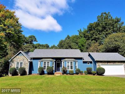 Fredericksburg VA Single Family Home For Sale: $365,000