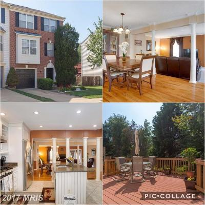 Stafford Townhouse For Sale: 402 W Park Drive