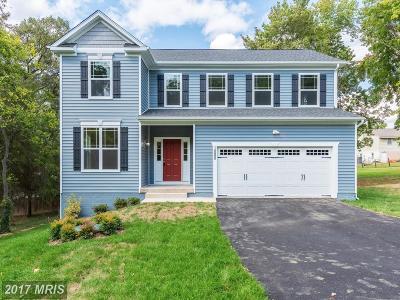 Fredericksburg VA Single Family Home For Sale: $354,900