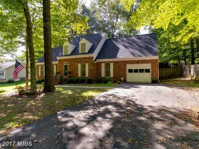 Fredericksburg Single Family Home For Sale: 1 Adam Court