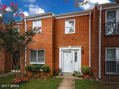 Stafford Townhouse For Sale: 39 Maple Drive