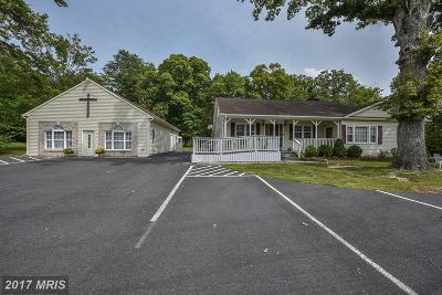 Stafford Single Family Home For Sale: 655 Courthouse Road