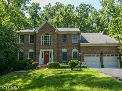 Stafford VA Single Family Home For Sale: $425,000