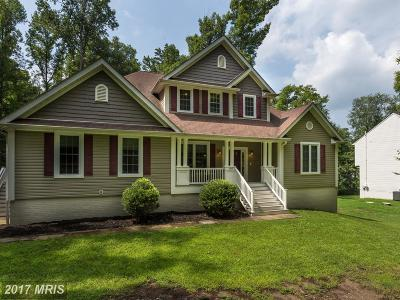 Stafford, Caroline, King George, Culpeper, Orange Single Family Home For Sale: 104 Brookewood Drive