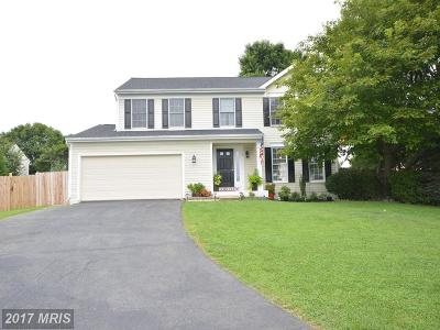 Stafford, Caroline, King George, Culpeper, Orange Single Family Home For Sale: 155 King Daniels Way
