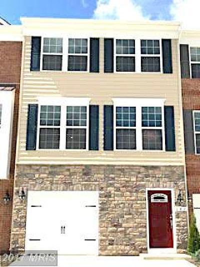 Fredericksburg VA Townhouse For Sale: $291,742