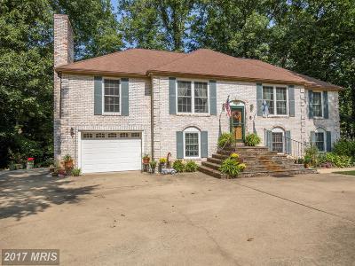 Aquia Harbour Single Family Home For Sale: 1228 Washington Drive