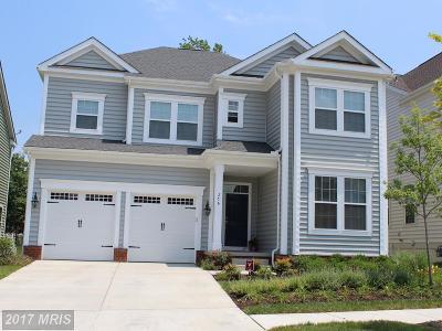 Stafford Single Family Home For Sale: 170 Verbena Drive