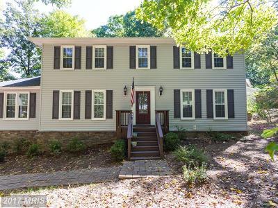 Aquia Harbour Single Family Home For Sale: 1201 Richmond Drive
