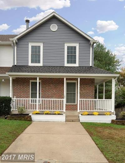 Stafford Townhouse For Sale: 107 Cabin Court